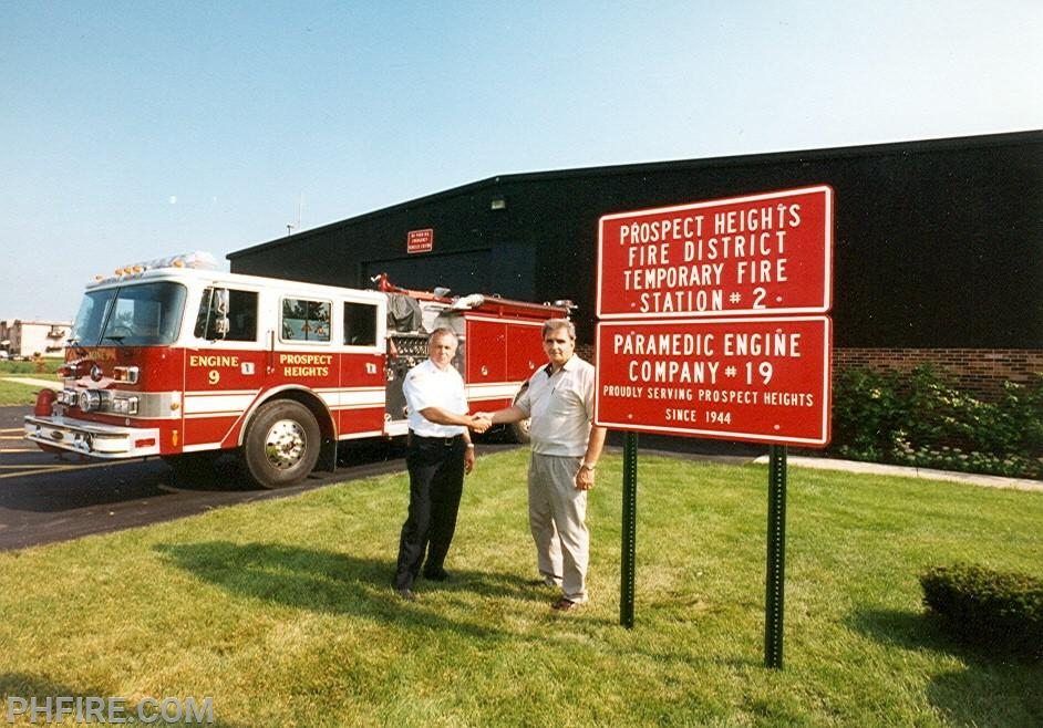 Photo taken August of 1995